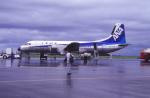 kumagorouさんが、新潟空港で撮影した全日空 YS-11A-609の航空フォト(写真)