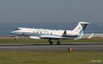 asuto_fさんが、大分空港で撮影した海上保安庁 G-V Gulfstream Vの航空フォト(写真)