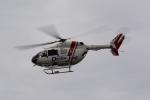 ひこ☆さんが、岐阜県防災航空センターで撮影したセントラルヘリコプターサービス BK117C-2の航空フォト(写真)