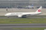 TAISEIさんが、羽田空港で撮影した日本航空 777-246の航空フォト(写真)