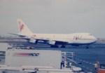 tsukatakuさんが、ホノルル国際空港で撮影した日本航空 747-146の航空フォト(写真)