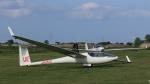 littlewingさんが、大利根飛行場で撮影した個人所有 DG-800Aの航空フォト(写真)
