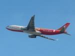 aquaさんが、台湾桃園国際空港で撮影した中国東方航空 A330-343Xの航空フォト(写真)