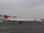 Ken.Uさんが、羽田空港で撮影した日本航空 MD-90-30の航空フォト(写真)