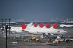 tsukatakuさんが、成田国際空港で撮影した日本航空 747-446の航空フォト(写真)