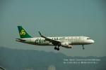 かみきりむしさんが、関西国際空港で撮影した春秋航空 A320-214の航空フォト(写真)