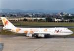amagoさんが、名古屋飛行場で撮影した日本航空 747-146の航空フォト(写真)