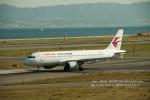 かみきりむしさんが、関西国際空港で撮影した中国東方航空 A320-214の航空フォト(写真)