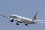 Fly Yokotayaさんが、伊丹空港で撮影した日本航空 777-346の航空フォト(写真)