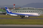 meijeanさんが、名古屋飛行場で撮影した全日空 767-281の航空フォト(写真)