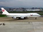Airbus350さんが、福岡空港で撮影した日本航空 747-246Bの航空フォト(写真)
