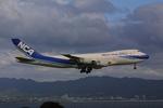 meijeanさんが、関西国際空港で撮影した日本貨物航空 747-2D3B(SF)の航空フォト(写真)