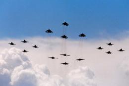 フジコンさんが、厚木飛行場で撮影したアメリカ海軍の航空フォト(写真)