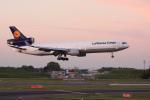 成田国際空港 - Narita International Airport [NRT/RJAA]で撮影されたルフトハンザ・カーゴ - Lufthansa Cargo [LH/GEC]の航空機写真