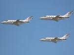 月明さんが、米子空港で撮影した航空自衛隊 T-400の航空フォト(写真)