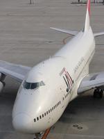 このえさんが、中部国際空港で撮影した日本航空 747-246Bの航空フォト(写真)