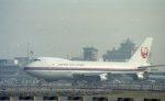 suu451さんが、羽田空港で撮影した日本航空 747-246Bの航空フォト(写真)