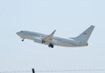 まるめさんが、横田基地で撮影したアメリカ空軍 C-40C BBJ (737-7CP)の航空フォト(写真)