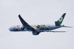 あぽやんさんが、関西国際空港で撮影したエバー航空 777-35E/ERの航空フォト(写真)