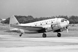 apphgさんが、浜松基地で撮影した航空自衛隊 C-46D-5-CUの航空フォト(写真)