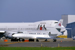 成田国際空港 - Narita International Airport [NRT/RJAA]で撮影されたカタールアミリフライト - Qatar Amiri Flight [QAF]の航空機写真