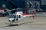 いっち〜@RJFMさんが、福岡空港で撮影した西日本空輸 AS350B Ecureuilの航空フォト(写真)