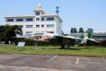 多楽さんが、府中基地で撮影した航空自衛隊 F-1の航空フォト(写真)