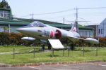 多楽さんが、府中基地で撮影した航空自衛隊 F-104J Starfighterの航空フォト(写真)