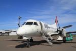 安芸あすかさんが、奥尻空港で撮影した北海道エアシステム 340B/Plusの航空フォト(写真)