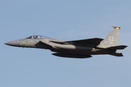 RCH8607さんが、横田基地で撮影したアメリカ空軍 F-15C-40-MC Eagleの航空フォト(写真)