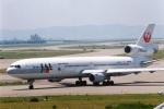 amagoさんが、関西国際空港で撮影した日本航空 MD-11の航空フォト(写真)