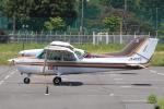 多楽さんが、調布飛行場で撮影したアイベックスアビエイション 172P Skyhawk IIの航空フォト(写真)