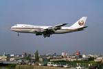 Gambardierさんが、伊丹空港で撮影した日本航空 747-246Bの航空フォト(写真)
