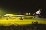 動物村猫君さんが、大分空港で撮影した全日空 747SR-81の航空フォト(写真)