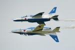 tacnacさんが、防府北基地で撮影した航空自衛隊 T-4の航空フォト(写真)