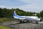 m-takagiさんが、高松空港で撮影したエアーニッポン YS-11A-500の航空フォト(写真)