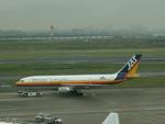 あーるさんが、羽田空港で撮影した日本エアシステム A300B4-203の航空フォト(写真)