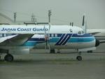 Y@RJGGさんが、羽田空港で撮影した海上保安庁 YS-11A-213の航空フォト(写真)