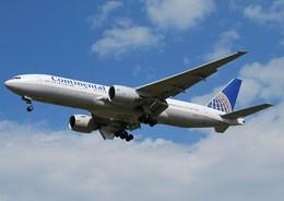 tsukatakuさんが、成田国際空港で撮影したコンチネンタル航空 777-224/ERの航空フォト(写真)