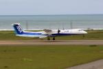 Koenig117さんが、稚内空港で撮影したANAウイングス DHC-8-402Q Dash 8の航空フォト(写真)