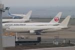 コバトンさんが、羽田空港で撮影した日本航空 767-346の航空フォト(写真)