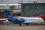 ceskykrumlovさんが、ストックホルム・アーランダ空港で撮影したブルーワン 717-23Sの航空フォト(写真)