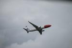 ceskykrumlovさんが、ストックホルム・アーランダ空港で撮影したノルウェー・エアシャトル 737-8JPの航空フォト(写真)