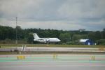 ceskykrumlovさんが、ストックホルム・アーランダ空港で撮影したチェロ・アヴィエーション Avro 146-RJ85の航空フォト(写真)