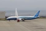 宮崎 育男さんが、中部国際空港で撮影したボーイング 787-8 Dreamlinerの航空フォト(写真)