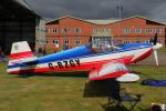 りんたろうさんが、コスフォード空軍基地で撮影したイギリス個人所有 CR.100の航空フォト(写真)