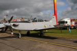 りんたろうさんが、コスフォード空軍基地で撮影したアイルランド空軍 PC-7の航空フォト(写真)
