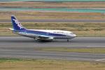 senyoさんが、羽田空港で撮影したエアーニッポン 737-281/Advの航空フォト(写真)