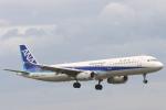 安芸あすかさんが、福岡空港で撮影した全日空 A321-131の航空フォト(写真)