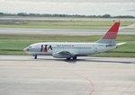 parurunさんが、那覇空港で撮影した日本トランスオーシャン航空 737-205/Advの航空フォト(写真)